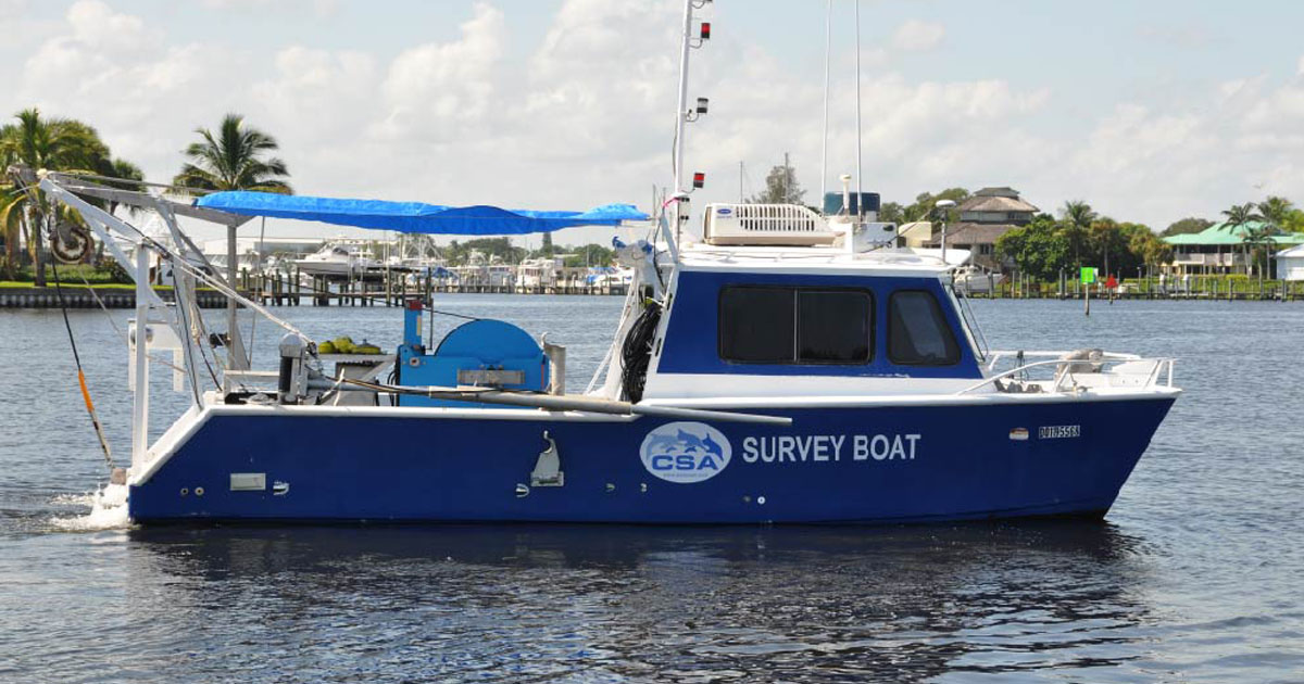 CSA Surveyor in the Caymans